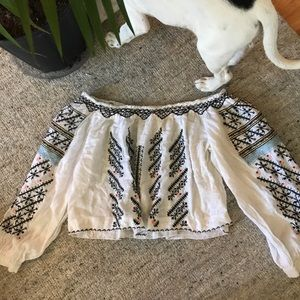 Beautiful free people top
